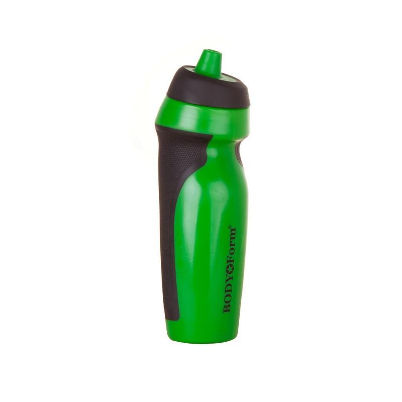 Купить Спортивная бутылка Body Form BF-SWB23-600 зеленый,